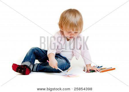 Pequeno artista