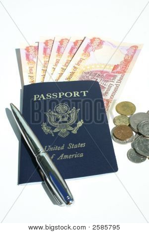 Passport To Iraq