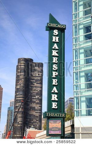 Teatro de Shakespeare - Chicago, Illinois