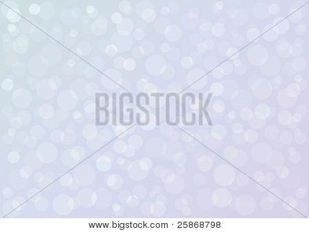 Light bubble background