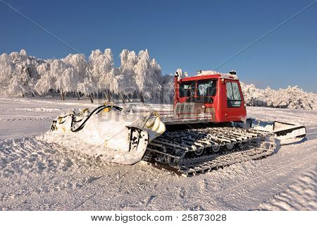 Big Snowplow