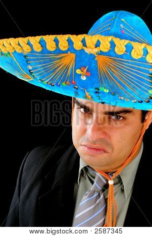 Mexican Businessman