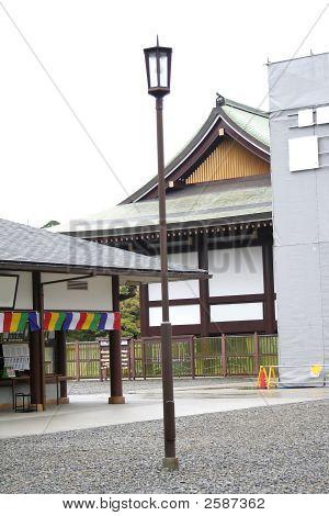 Japaneese Temple
