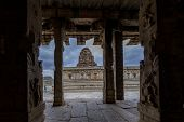 Vittala Temple Or Vitthala Temple Is An Ancient Monument In The Group Of Monuments At Hampi, Is A Un poster