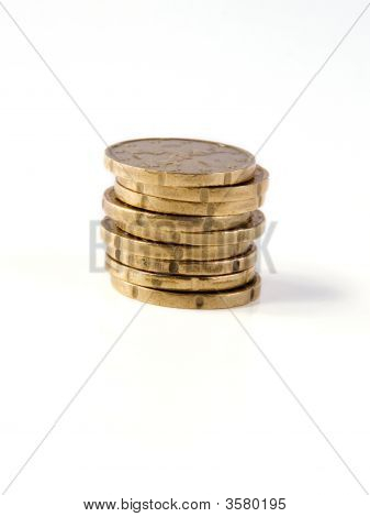 Stacks Of Coins 4