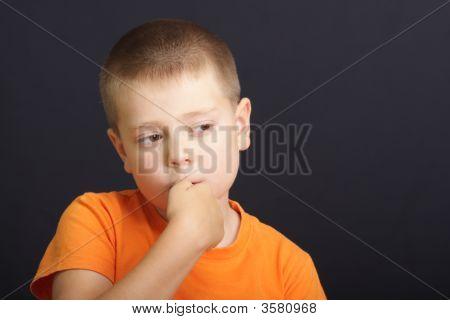Nervous Boy