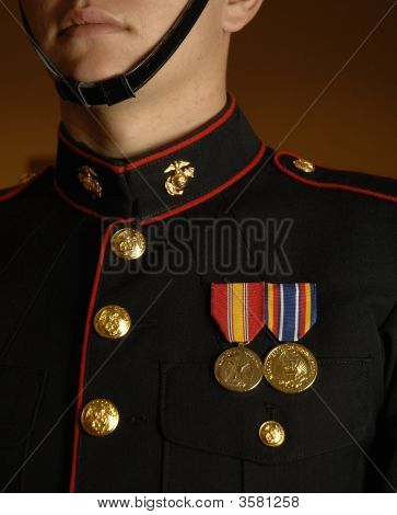Dressed Soldier