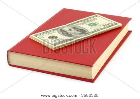 Dinero y libro