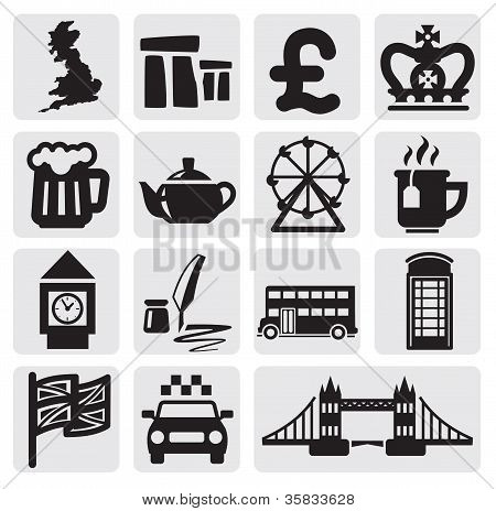 vector set of uk