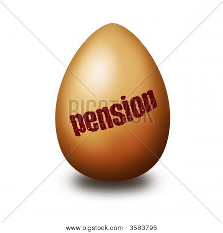 Pension Egg