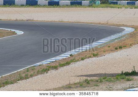 Racetrack Bend