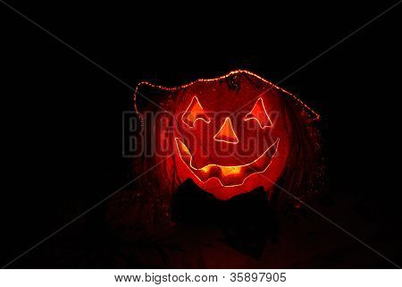 Electric Pumpkin