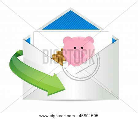Savings Review Mail