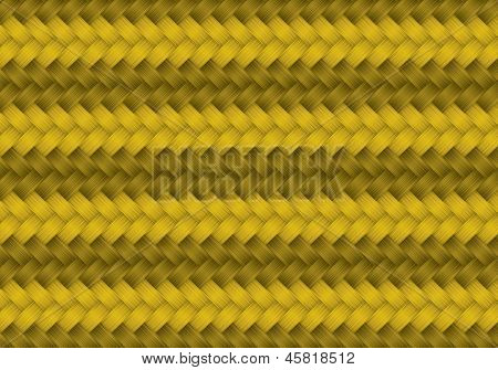 Wicker Or Rattan Pattern