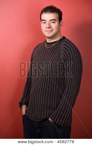 Man In His Twenties