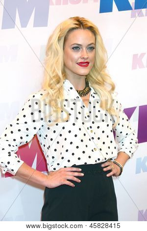 LOS ANGELES - MAY 11:  Peta Murgatroyd attend the 2013 Wango Tango concert produced by KIIS-FM at the Home Depot Center on May 11, 2013 in Carson, CA