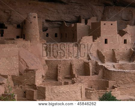 Mesa Verde Cliff Dwellings