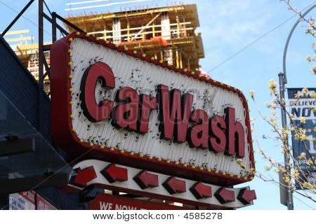 Car Wash In Nyc