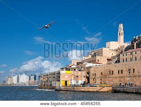 Old Jaffa Port. Israel.