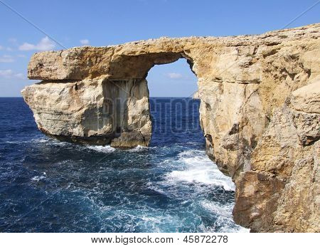 A Natural Arch