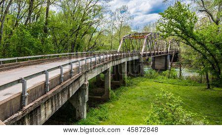 Route 66: Big Piney River Bridge, Devil's Elbow, MO