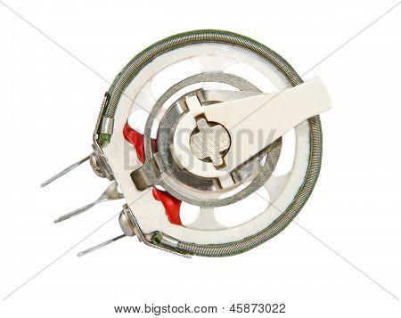 Ceramic Variation Resistor.