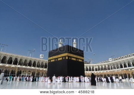 Kaaba em Meca