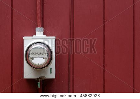Home Electric Meter