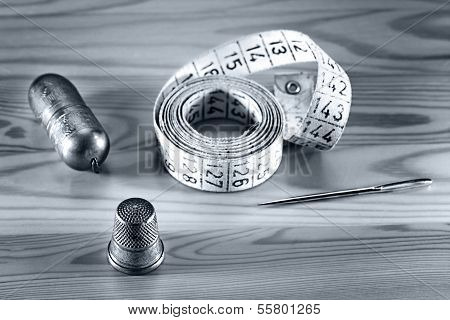 Thimble Needle Centimeter
