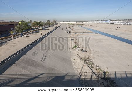 Tijuana River Channel