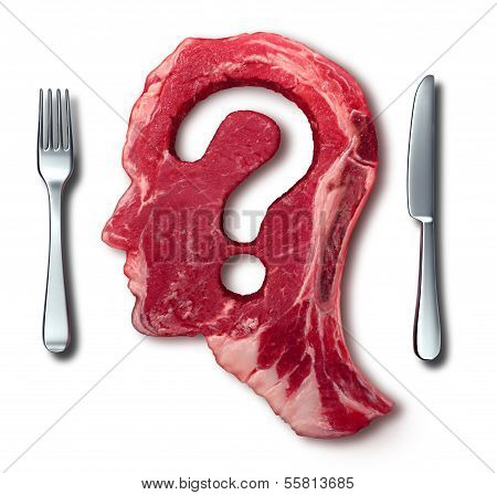 Eating Meat Questions