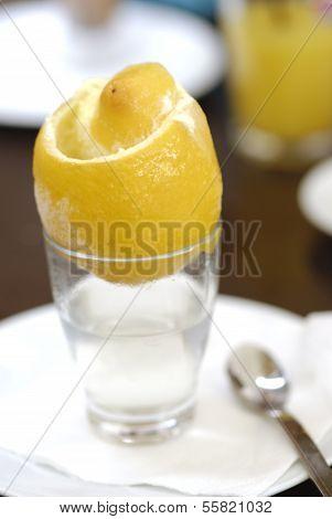 Funny Lemon Ice-cream