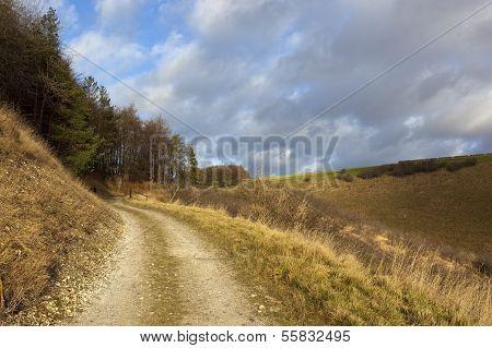 Upland Bridleway