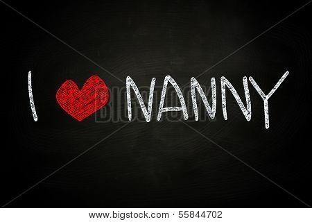 I Love Nanny