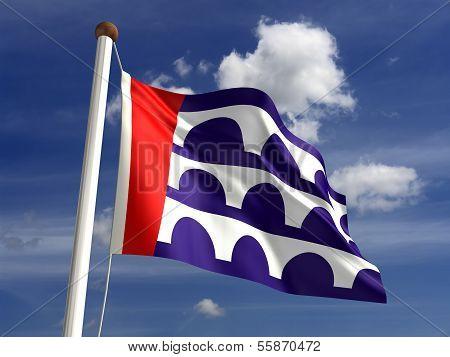 Des Moines City Flag