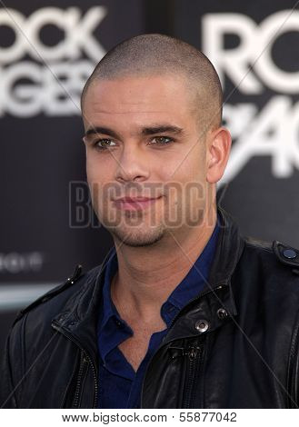 LOS ANGELES - JUN 08:  MARK SALLING arrives to the