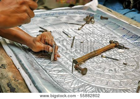 Craftsman Carving