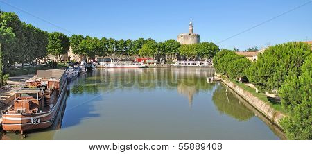 Aigues-Mortes,Camargue,France