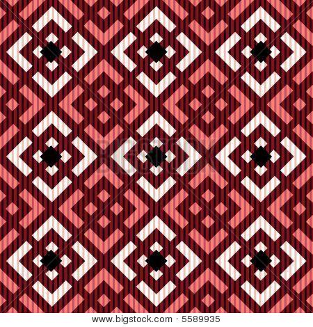 Seamless russian pattern
