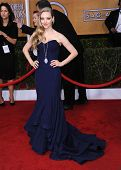 LOS ANGELES - JAN 27:  Amanda Seyfried arrives to the SAG Awards 2013  on January 27, 2013 in Los An