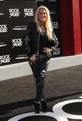 LOS ANGELES - JUN 08:  LITA FORD arrives to the
