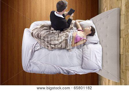 Taking Care of Sick Daughter