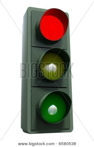 Trafficlightred
