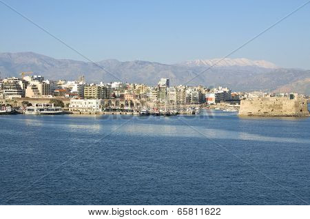 Heraklion on Crete