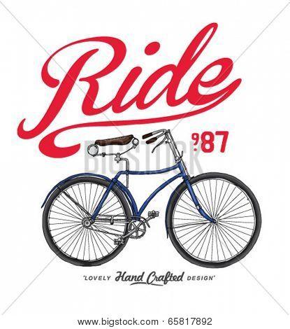 bicycle illustration 3