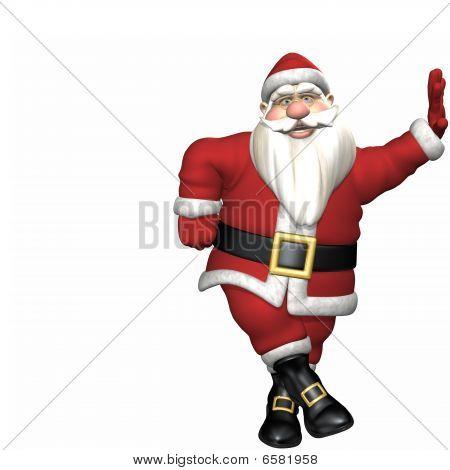 Santa schiefen