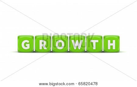 Word GROWTH.