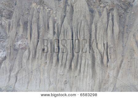 Erosion Mountainside