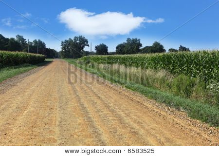 Unpaved Road