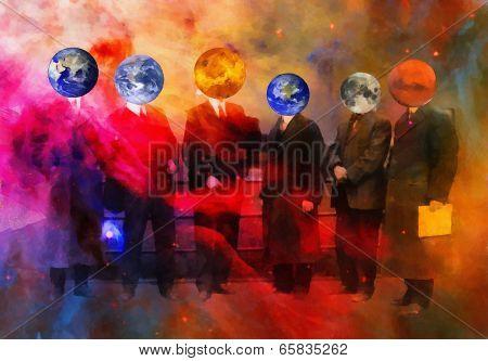 Its a Diverse World
